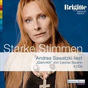 """Andrea Sawatzki liest """"Glennkill"""" von Leonie Swann"""