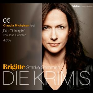 """Claudia Michelsen liest """"Die Chirurgin"""" von Tess Gerritsen"""