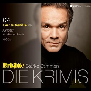"""Hannes Jaenicke liest """"Ghost"""" von Robert Harris"""