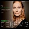 """Andrea Sawatzki liest """"Der erste Verdacht"""" von Helene Tursten"""