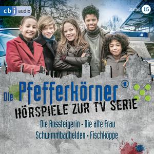 Die Pfefferkörner - Hörspiele zur TV Serie (Staffel 15)