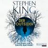 Vergrößerte Darstellung Cover: Der Outsider. Externe Website (neues Fenster)