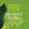 Vergrößerte Darstellung Cover: Krankheit als Weg. Externe Website (neues Fenster)