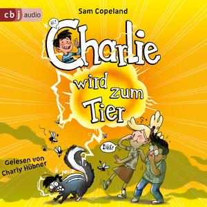 Charlie wird zum Tier