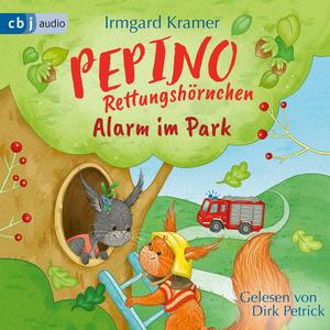 Pepino Rettungshörnchen - Alarm im Park
