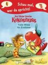 Vergrößerte Darstellung Cover: Der kleine Drache Kokosnuss - Tolle Witze für Erstleser. Externe Website (neues Fenster)