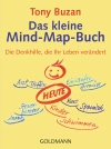 Vergrößerte Darstellung Cover: Das kleine Mind-Map-Buch. Externe Website (neues Fenster)
