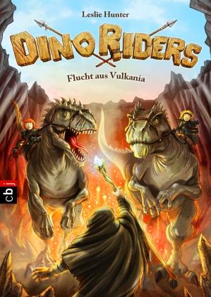 Dino Riders - Flucht aus Vulkania