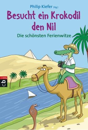 Besucht ein Krokodil den Nil