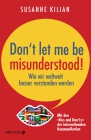 Don´t let me be misunderstood