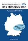 Das Mieterlexikon - Ausgabe 2015/2016