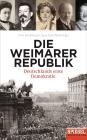 Vergrößerte Darstellung Cover: Die Weimarer Republik. Externe Website (neues Fenster)