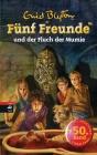 Vergrößerte Darstellung Cover: Fünf Freunde und der Fluch der Mumie. Externe Website (neues Fenster)