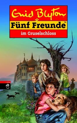 Fünf Freunde im Gruselschloss