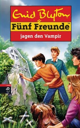 Fünf Freunde jagen den Vampir