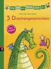 Vergrößerte Darstellung Cover: 3 Drachengeschichten. Externe Website (neues Fenster)