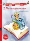 Vergrößerte Darstellung Cover: 3 Monstergeschichten. Externe Website (neues Fenster)