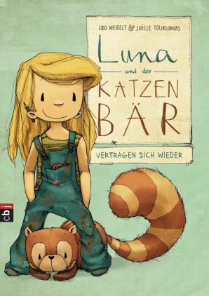Luna und der Katzenbär vertragen sich wieder