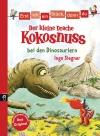 Vergrößerte Darstellung Cover: Der kleine Drache Kokosnuss bei den Dinosauriern. Externe Website (neues Fenster)