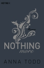 Vergrößerte Darstellung Cover: Nothing more. Externe Website (neues Fenster)