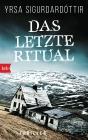 Vergrößerte Darstellung Cover: Das letzte Ritual. Externe Website (neues Fenster)