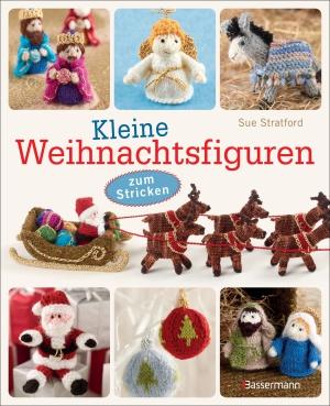 Kleine Weihnachtsfiguren zum Stricken