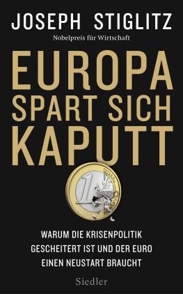 Europa spart sich kaputt