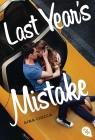 Vergrößerte Darstellung Cover: Last year's mistake. Externe Website (neues Fenster)
