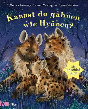 Kannst du gähnen wie Hyänen?
