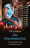 Vergrößerte Darstellung Cover: Das Schachmädchen. Externe Website (neues Fenster)
