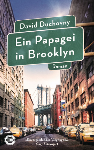 Ein Papagei in Brooklyn