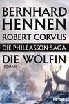 Vergrößerte Darstellung Cover: Die Wölfin. Externe Website (neues Fenster)