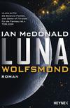 Vergrößerte Darstellung Cover: Luna - Wolfsmond. Externe Website (neues Fenster)