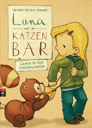Luna und der Katzenbär gehen in den Kindergarten