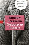Vergrößerte Darstellung Cover: Geborene Freaks. Externe Website (neues Fenster)