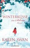 Vergrößerte Darstellung Cover: Winterküsse im Schnee. Externe Website (neues Fenster)
