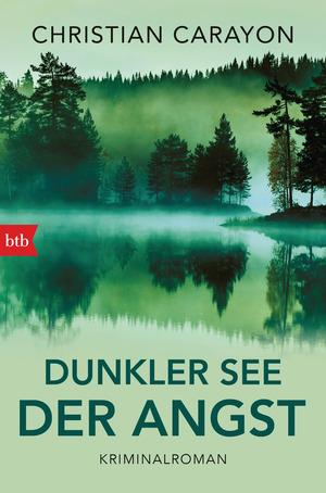 Dunkler See der Angst