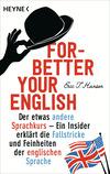 Vergrößerte Darstellung Cover: Forbetter Your English. Externe Website (neues Fenster)