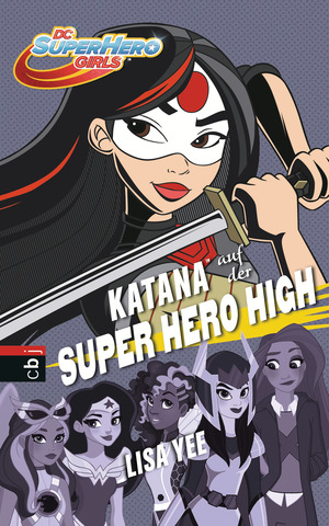 Katana auf der Super Hero High
