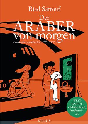 Der Araber von morgen, Band 3
