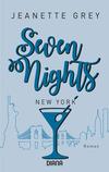 Vergrößerte Darstellung Cover: Seven Nights - New York. Externe Website (neues Fenster)