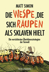 Die Wespe, die sich Raupen als Sklaven hielt