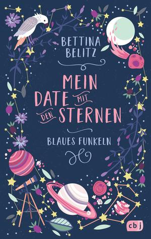 Mein Date mit den Sternen - Blaues Funkeln