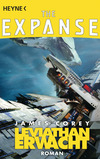 Vergrößerte Darstellung Cover: Leviathan erwacht. Externe Website (neues Fenster)
