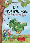 Vergrößerte Darstellung Cover: Die Krumpflinge - Ein Freund wie Egon. Externe Website (neues Fenster)
