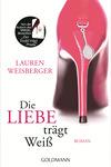 Vergrößerte Darstellung Cover: Die Liebe trägt Weiß. Externe Website (neues Fenster)