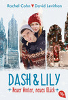 Vergrößerte Darstellung Cover: Dash & Lily. Externe Website (neues Fenster)