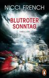 Vergrößerte Darstellung Cover: Blutroter Sonntag. Externe Website (neues Fenster)