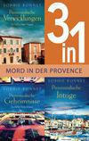 Vergrößerte Darstellung Cover: Drei Fälle für Pierre Durand: Provenzalische Verwicklungen / Provenzalische Geheimnisse / Provenzalische Intrige (3in1-Bundle). Externe Website (neues Fenster)