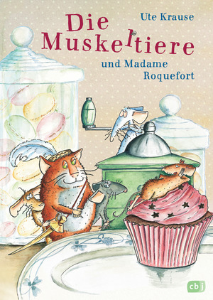 Die Muskeltiere und Madame Roquefort